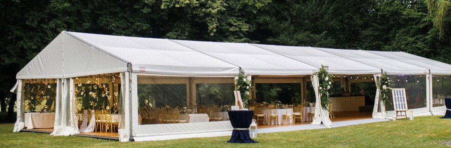 Wedding Tent- Custom Tent and Tarps