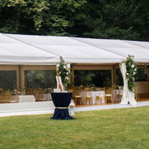 Wedding-Custom Tent and Tarps