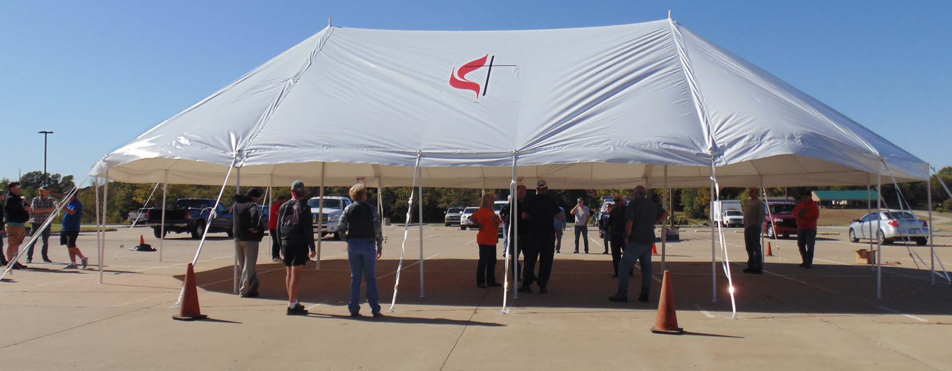 Custom TNT Tents for all Occasions   918.219.5572